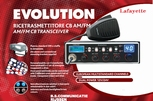 LAFAYETTE EVOLUTION + FREE ECHO ROGER BEEP CARD