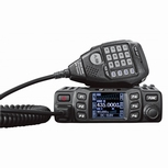 CRT Micron  UHF-VHF Dualband transceiver